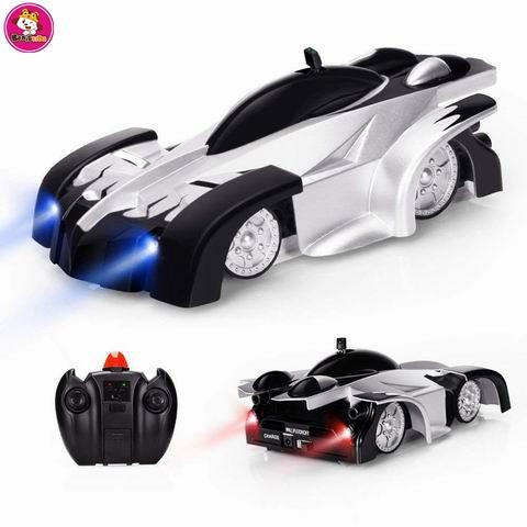 Remote Control Kids Wall Climbing Dual Modes 360°Rotation  - Die-Cast Vehicles