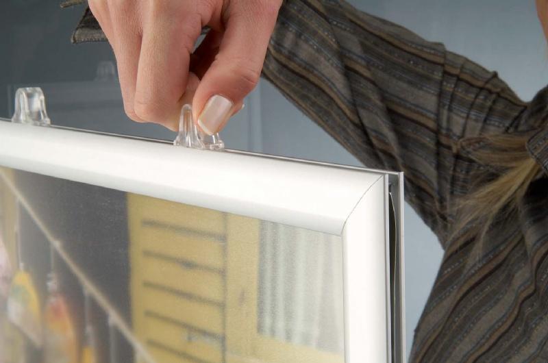 Slide-In Frames - Cadre double face à ouverture latérale - paysage