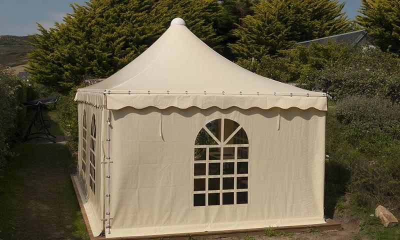 Tente Pagode Airone - Pagodes Standards en acier