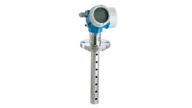 Misura a microimpulsi guidati Tempo di volo Levelflex FMP55 -