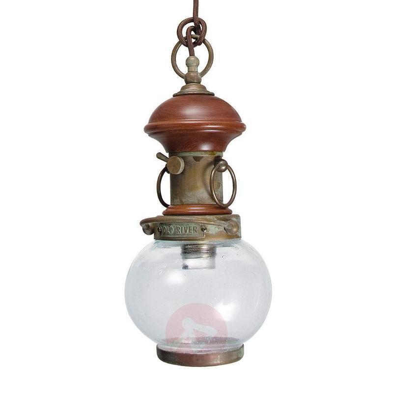 Wind 3 - hanging light 3-bulb - Pendant Lighting