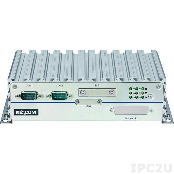 NISE-107 - lüfterloser Embedded Server