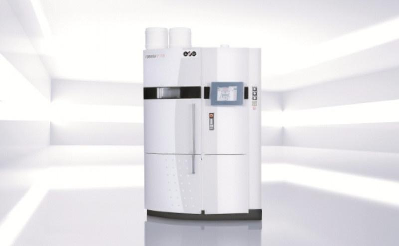 FORMIGA P 110 - Kompaktes System für den kostengünstigen Einstieg in die Additive Fertigung.