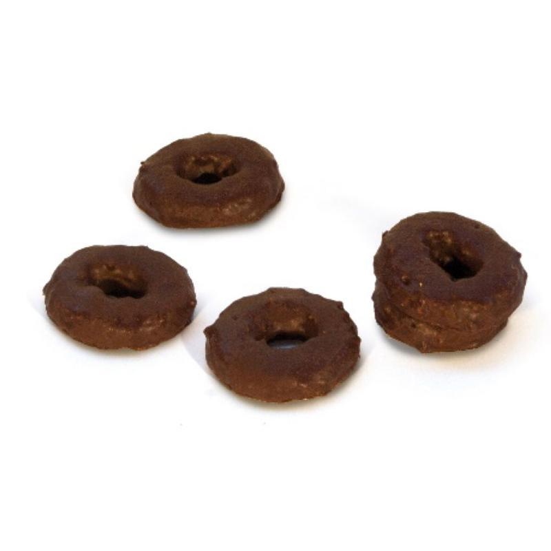 Dark Chocolate Rings - PASTRIES