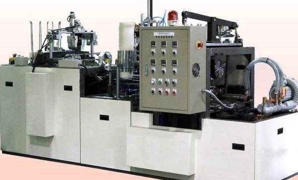 paper cup machine - middle speed .60 pcs per .min