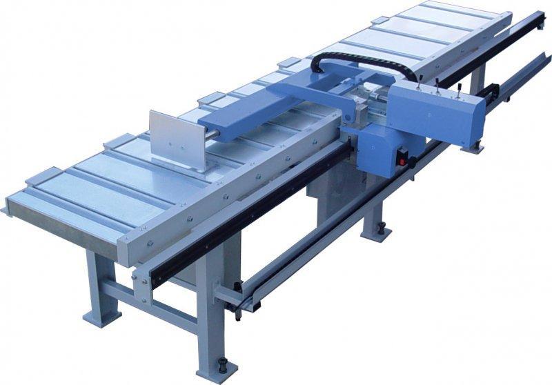 MD 500 d(igital)- Längenanschlag - MD 500 d(igital)- Manueller Längenanschlag