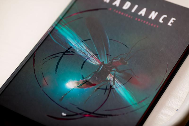 Radiance – Hardcover book - Hardcover book