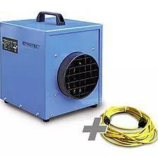 Générateur d'air chaud - Location Machine -  TDE 25 -