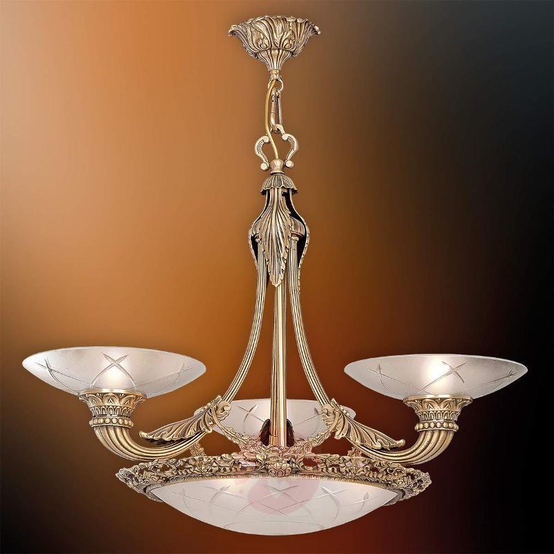 Stunning glass pendant light Arena - Pendant Lighting