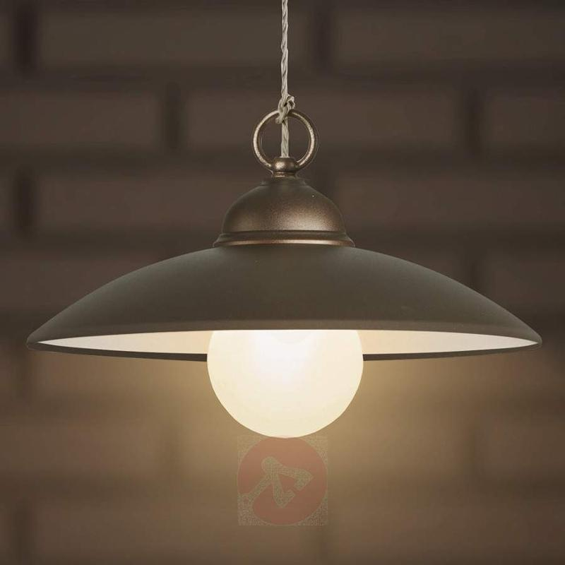 Simple pendant lamp Baja - Pendant Lighting