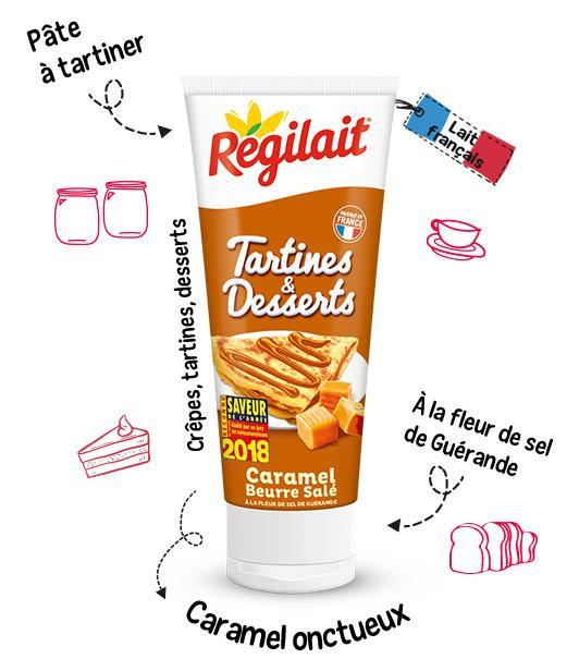 Caramel beurre salé  - Tube