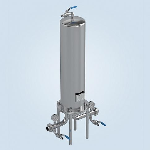 Multi-seat Filter Holder Of Liquid Filtration - Filter Holders