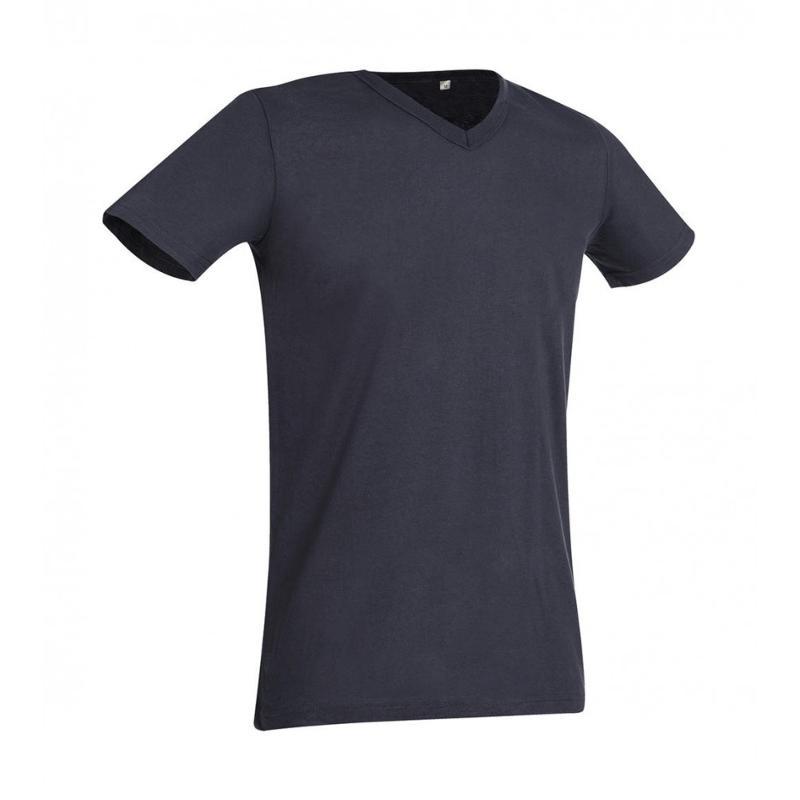 Tee-shirt col V Ben - Manches courtes