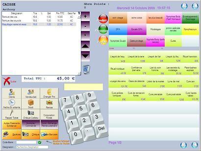 AC-LOG Coiffure - Logiciel coiffure : logiciel de caisse pour salon de coiffure