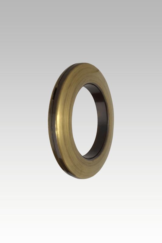 "Pg35-10ab #10 (13/8"") Antique Brass,fashionable Affordable And Vigorous Plastic - Plastic #10 (1 3/8'') Heavy Duty Plastic Grommets"