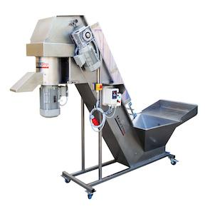 MD(C) 3000 FRUIT WASHER WITH (C) COMPACT GRINDER