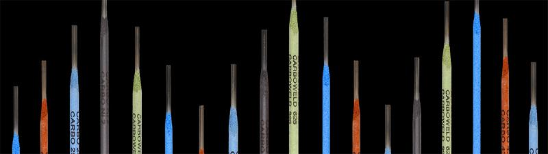 Cutting & Chamfering - Welding electrodes