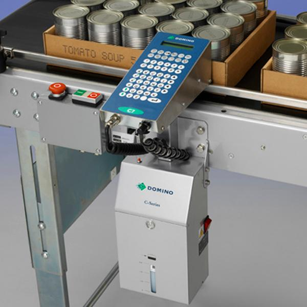 Marcatori Industriali Domino C7 E C16 - null
