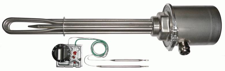 Screw-in Tubular Heater - Immersion Heater