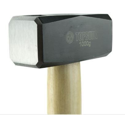 Massette 1 kg - 4 pièces - Outillage à main