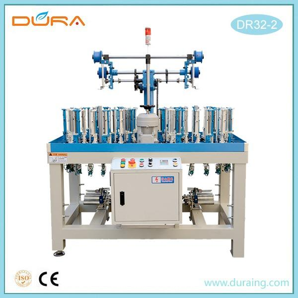 32 spindle carrier rope braiding machine - High speed rope braiding machine