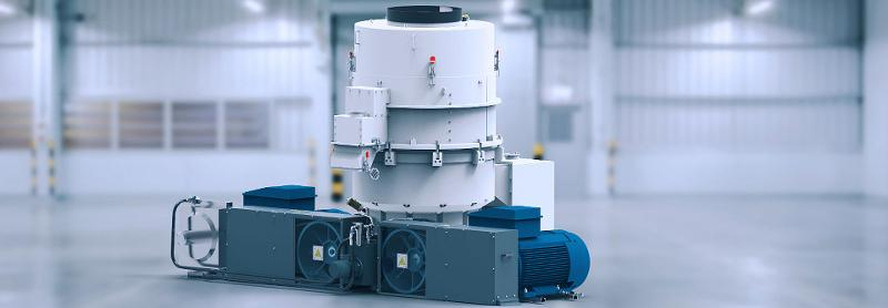 Pan Grinder Mill - Machines
