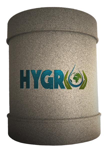 Procédé géomagnétique autonome HYGRO
