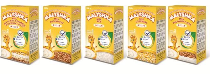 Infant Milk Formula, Infant Cereal, Porridges -