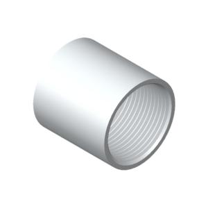 Threaded Socket, aluminium acc. to EN573-3, EN AW 6060 - Sockets Aluminium