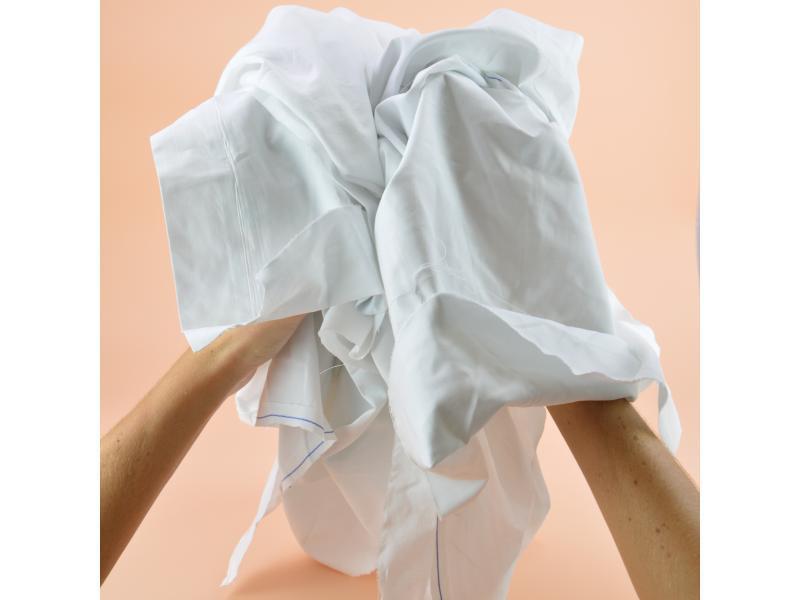 Chiffon drap optique supérieur blanc 100 % coton... - Essuyage