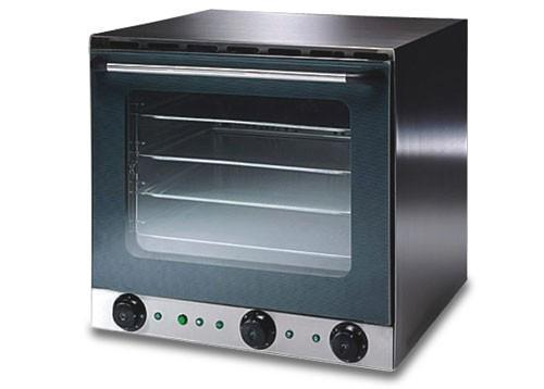 Hot air ovens - Electric Convection Oven - Stainless Steel - me 4 sheets