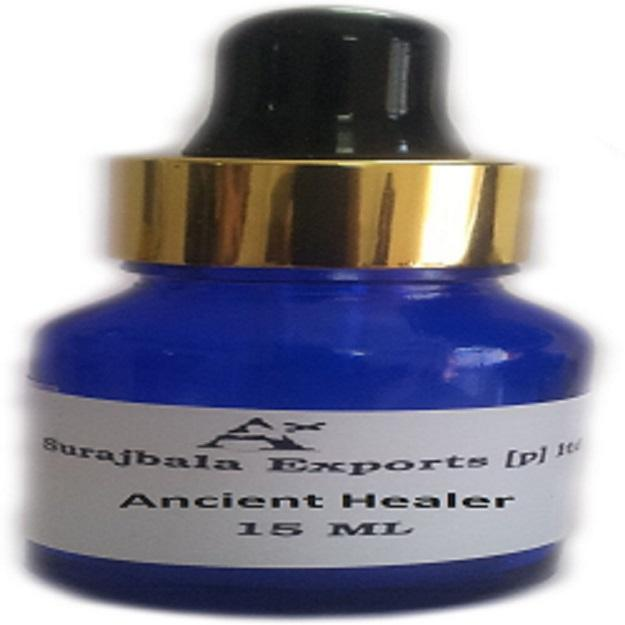 Ancient healer SPINACH (Palak) oil 15 ML - SPINACH PALAK carrier oil essential oil