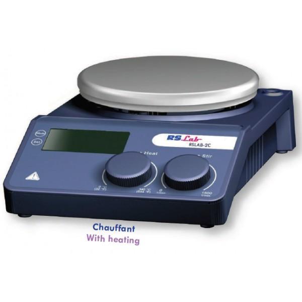 Agitateur Magnétique numérique RS LAB 2NC - REF 57 200 007