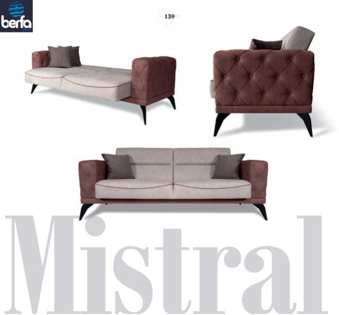 Sovesofaer Mistral - Sovesofaer, Sofa Sæt Møbler, Sofaer til stuer