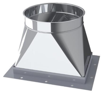 Ventilateur basse pression type GFW  -