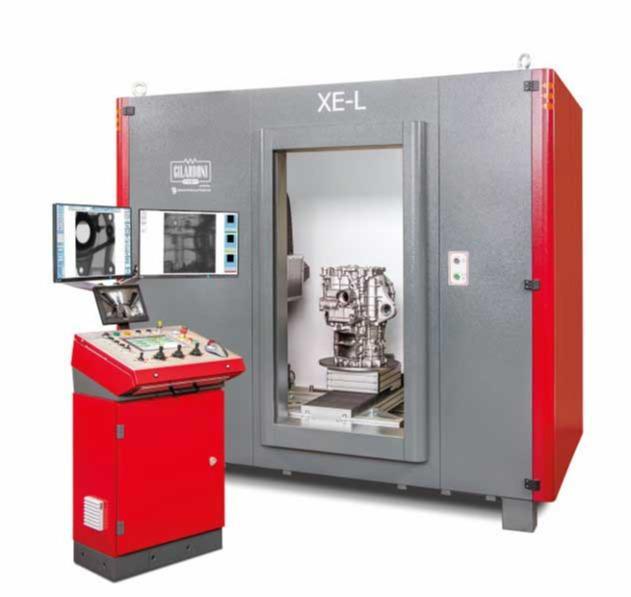 Kabina rentgenowska XE-L - Radiografia cyfrowa