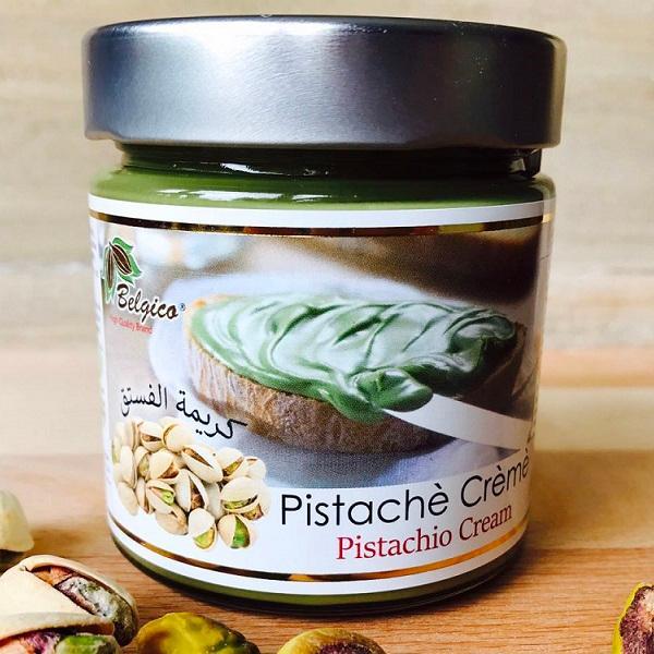 Pistachio cream - Spreadable sweet pistachio cream