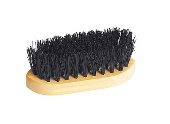 5-1/2'' horse dandy grooming brush/ face brush - horse dandy grooming brush,face brush