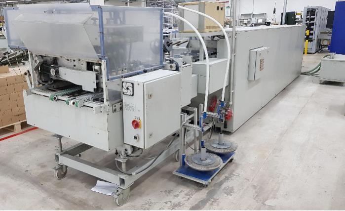 MKW Rapid 30-UT12-GS-AW-HV - Used Machine