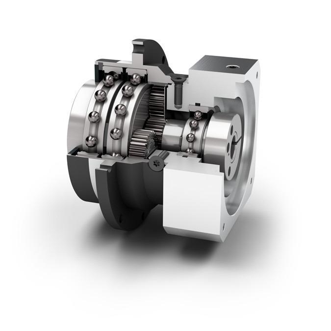 Réducteur planétaire PLFE - Réducteur avec bride de sortie Economy - Denture droite - NEUGART