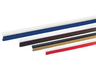 Sealing Brushes with plastic profiles - Standard types - null