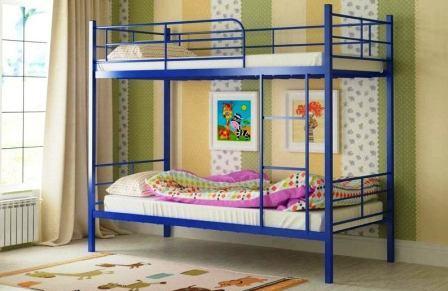 Bunk bed - Metal bunk bed
