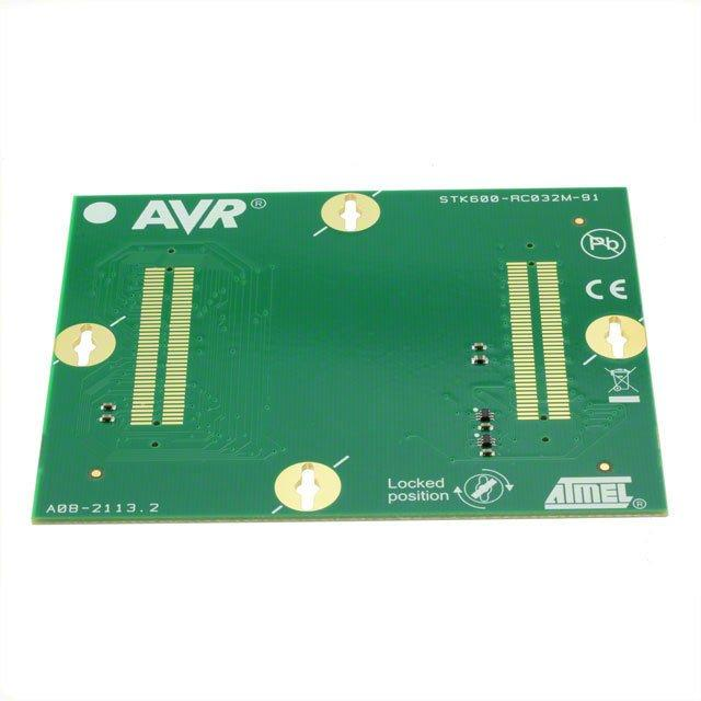 STK600 ROUTINGCARD RC032M-91 - Microchip Technology ATSTK600-RC91