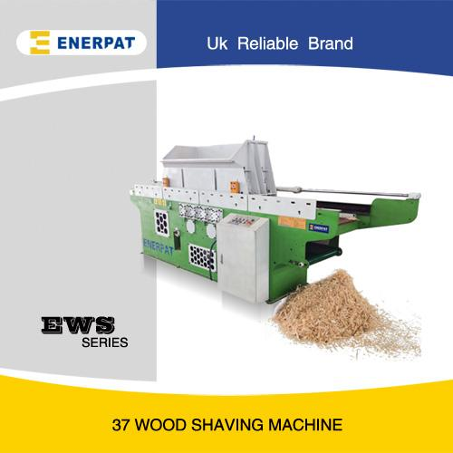 Commercial Wood Shaving Plant for Poultry Bedding - Recycling Plant Wood Recycling Plant