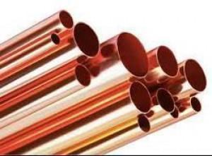 Cu-OFE Copper Pipe -