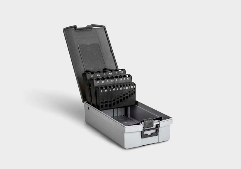 RoseBox - Cassette in plastica