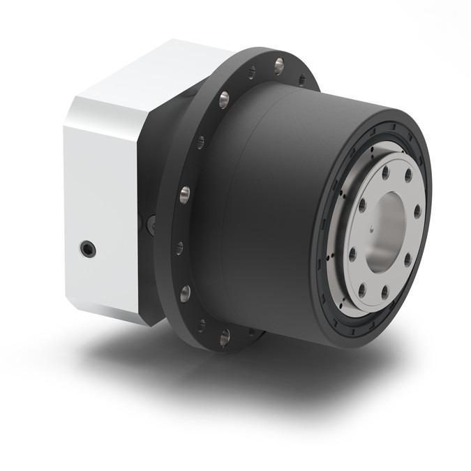 Riduttore per veicolo a guida automatica NGV - Riduttore epicicloidale per carrelli elevatori e trasportatori industriali.