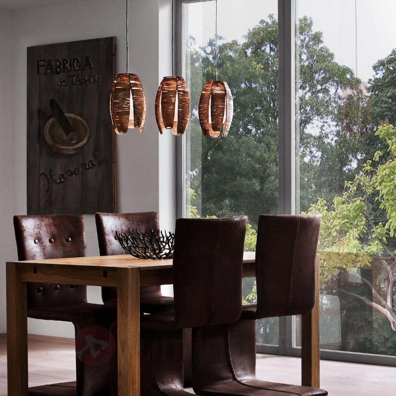 Suspension à 3 ampoules MONGU - Cuisine et salle à manger