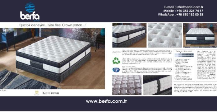 UK mattress manufacturer - Turkey mattress manufacturer
