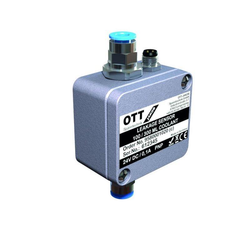 Control de fugas externas - Control de fugas externas para su uso con juntas rotativas